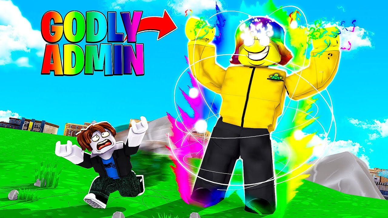 Download I got the GODLY ADMIN Game Pass that let me do Whatever I want.. (Roblox)