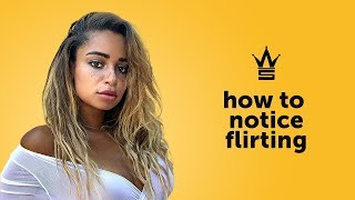 Tori 212 Green on How to Notice Flirting | Relationship Advice