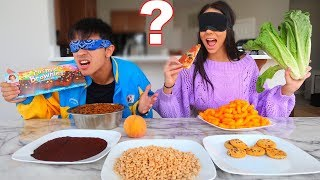 SUPER FUNNY FOOD CHARADES CHALLENGE!
