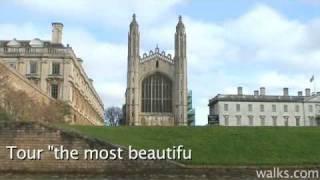 London Walks Cambridge Walk