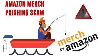 ⚠️⚠️⚠️BEWARE⚠️⚠️⚠️ of Amazon Merch Phishing E-Mails Regarding 2019 Tax Documents Being Available