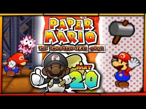 "Paper Mario The Thousand Year Door w/ @PKSparkxx! - Part 20 | ""BLACK BELT DON'T MEAN NOTHING"""