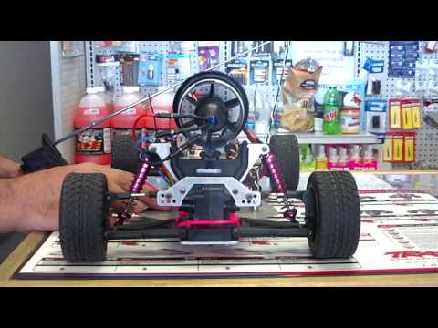 How To Make An Electric Motor >> DUCTED FAN RC CAR @ MISSOURI HOBBY - YouTube