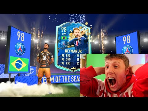 THE LAST TOTS PACK OPENING I WILL EVER UPLOAD - FIFA 20
