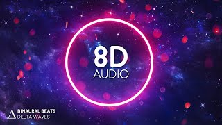 🎧 Relax Music with Binaural Beats [8D AUDIO] Lucid Dreaming, REM Sleep Hypnosis Music