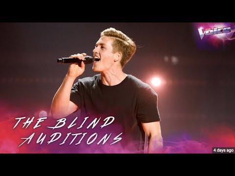 The Voice Australia 2018 - David McCredie (Blind Audition)