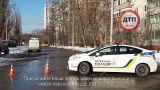 15.01.2019 ЧП КИЕВ ПОЖАР ТРУП РИЖСКАЯ 45