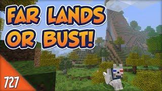 Minecraft Far Lands or Bust - #727 - Snow Drift