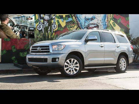 2017 Toyota Sequoia [ESSAI] : le gigantisme nippon (moteur, prix, dimensions…)