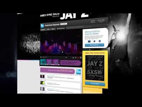 American Express: Sync With Jay-Z At SXSW