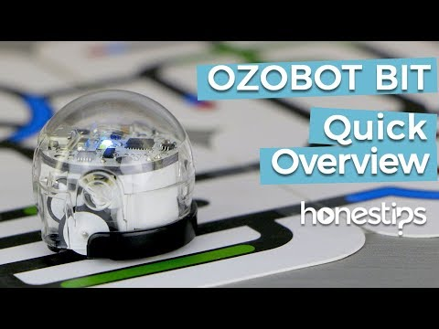 OZOBOT BIT 2.0 by Evollve Inc. Quick Overview