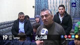 رؤيا تلتقي المواطن الأردني الذي حرره الجيش العربي بعد اختطافه من قبل إحدى الجماعات المسلحة في الجنوب