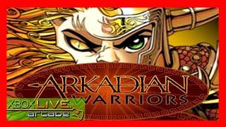 Arkadian Warriors, xbox 360 live arcade game [my test]