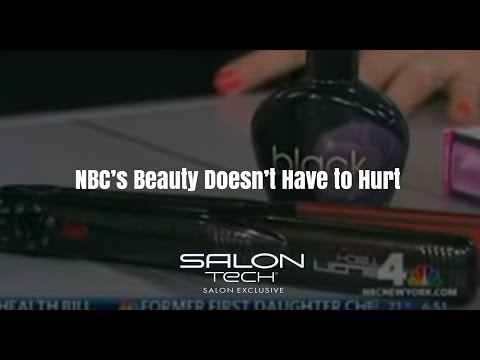 [Salontech Style] SalonTech Silicone 450 on NBC's Beauty Doesn't Have to Hurt