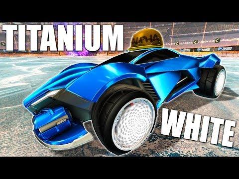 THE TITANIUM WHITE WEREWOLF IS FINALLY MINE!