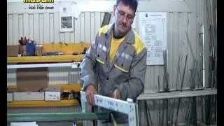 MADAM - plastové okná: Montáž kovania