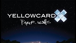 Watch Yellowcard Paper Walls video