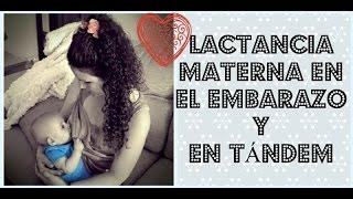 LACTANCIA MATERNA EN EL EMBARAZO Y EN TÁNDEM | Sandra Ss