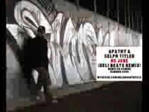 Apathy & Celph Titled - No Joke (Deli Beats Remix) mp3