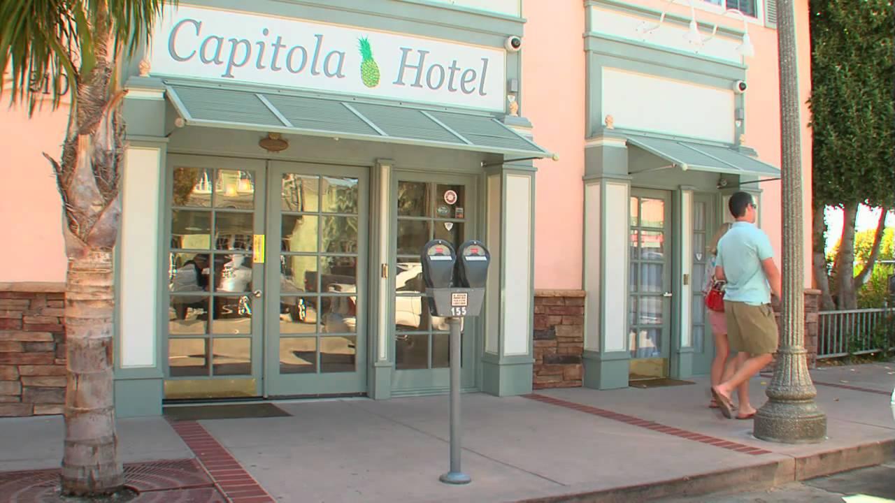 Capitola Hotel Virtual Tour