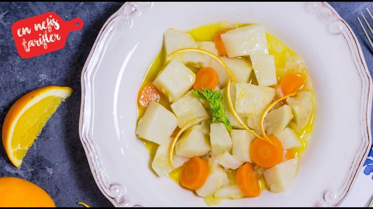 Kereviz Yemeği Tarifi Videosu