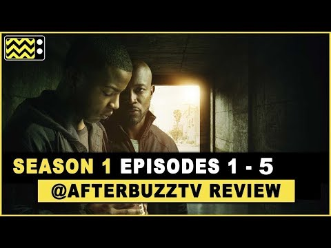 all-american-season-1-episodes-1---5-review-&-after-show