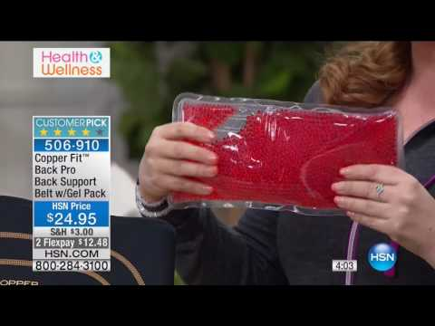 HSN | Healthy Innovations featuring Copper Fit 03.10.2017 - 04 AM