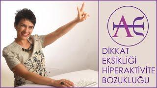 Dikkat Eksikliği Hiperaktivite, DEHB, Psikoterapi Psikiyatrist  Arzu Erkan Yüce