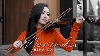 Download Rena KDI - Merindu (Official Music Video)