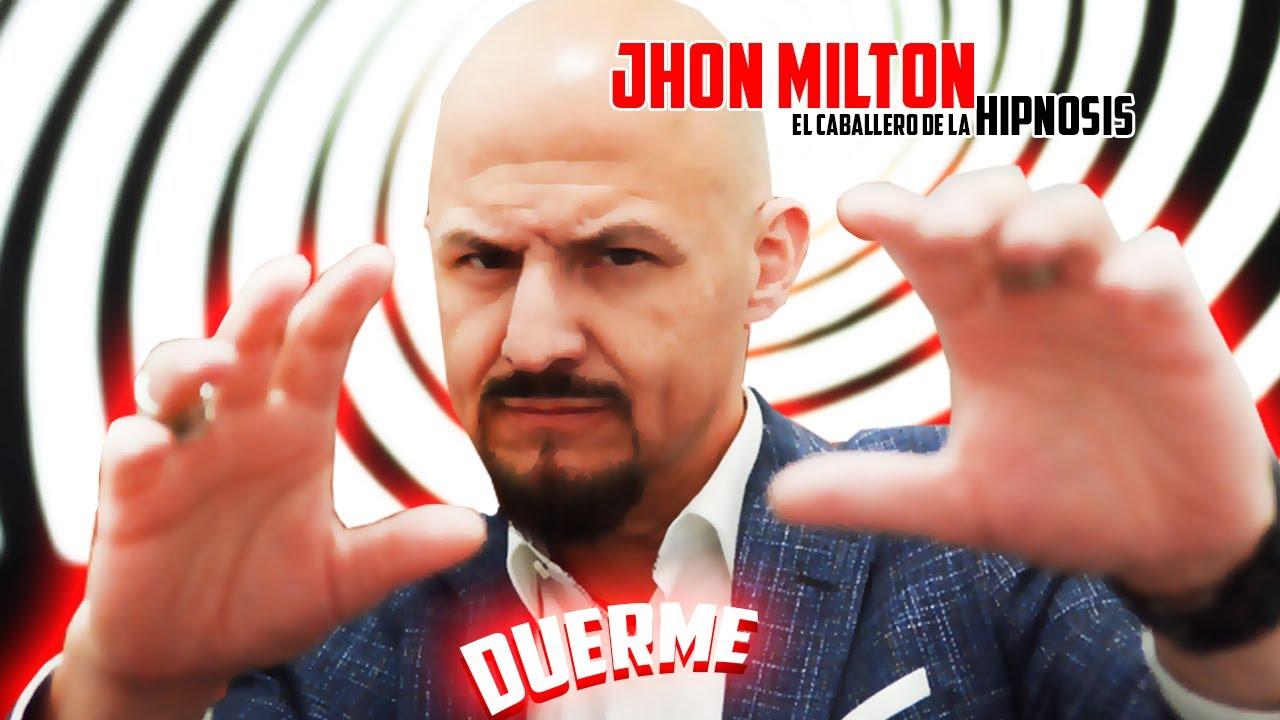 El mentalista hipnotista JHON MILTON