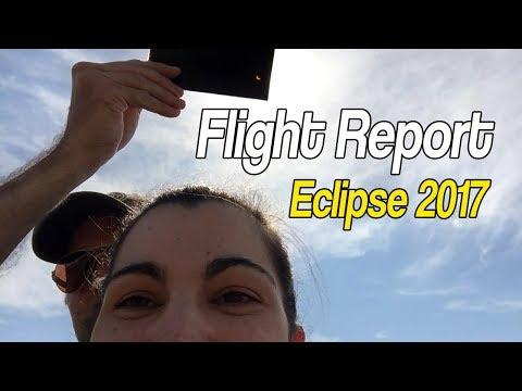 Flight Report: Wyoming Eclipse 2017