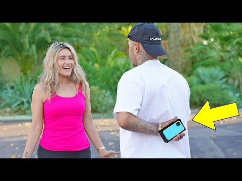 SURPRISING my EX GIRLFRIEND with iPHONE 11 **ANNIVERSARY GIFT**