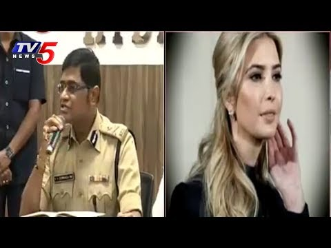 ఇవాంక రాకతో నగరంలో భారీ ఏర్పాట్లు..!   Ivanka Trump Effect In Hyderabad   TV5 News