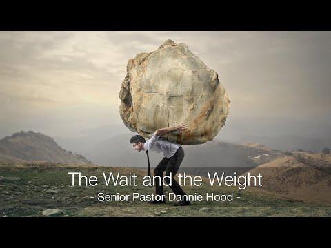 Sunday 09.26.21 | Senior Pastor Dannie Hood