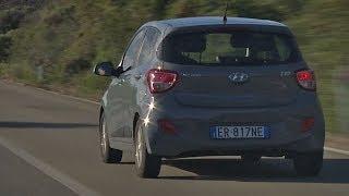 Hyundai i10 roadtest