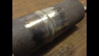 Сварка трубы с подкладным кольцом.Как заварить?Мы расскажем.