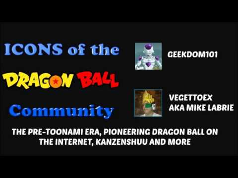 Pioneering Dragon Ball Sites, VHS Fansubs, and Pre-Toonami, Icons: VegettoEX from Kanzenshuu