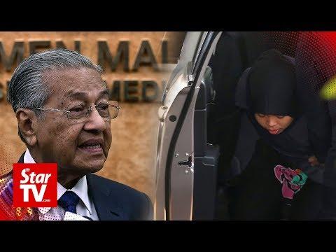 Tun M denies knowledge of Indonesian govt lobbying in Siti Aisyah's freedom