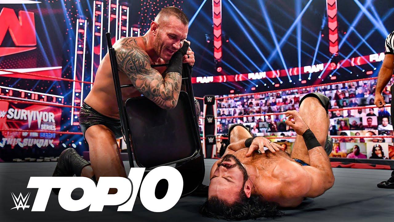Download Fieriest rivalries of 2020: WWE Top 10, Jan. 3, 2021