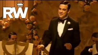 Robbie Williams | De-Lovely: The Wedding Singer | On the set