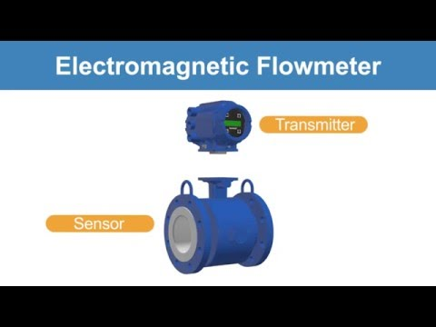 Magnetic Flow Meter Technology Introduction