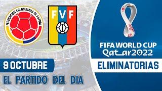 Eliminatorias Qatar 2022 - COLOMBIA vs VENEZUELA | Jornada 1