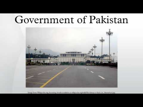 Government of Pakistan - YouTube