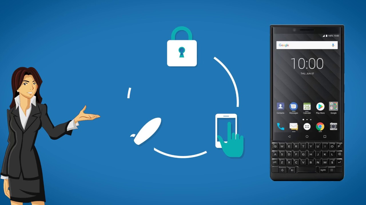 How to Unlock Blackberry Key2 Smartphone - Safeunlockcode