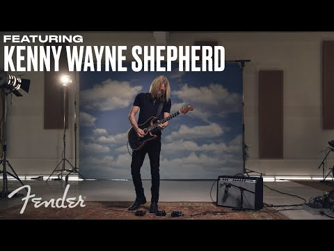 Kenny Wayne Shepherd | American Acoustasonic Stratocaster | Fender from YouTube · Duration:  3 minutes 17 seconds