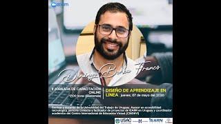 Diseño de aprendizaje en línea por Domingo Borba
