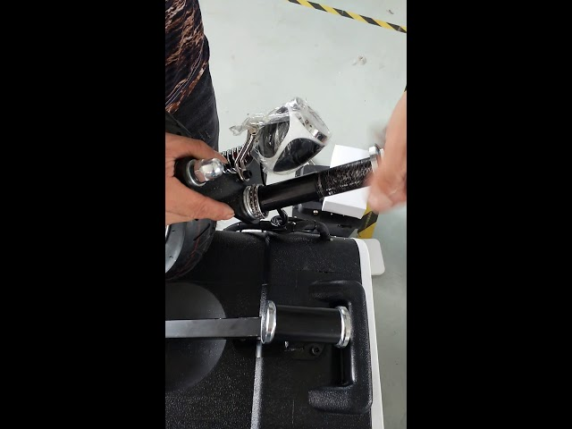 CZ-HB Sport scooter Assembly video