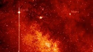 Earth, Mars, Pluto and Milky Way Seen By Spacecraft | Video