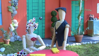 The Bohemian Stop Motion Love Story