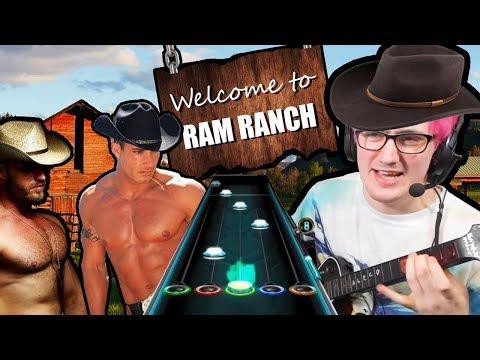 Ram Ranch (ft. 18 naked cowboys)